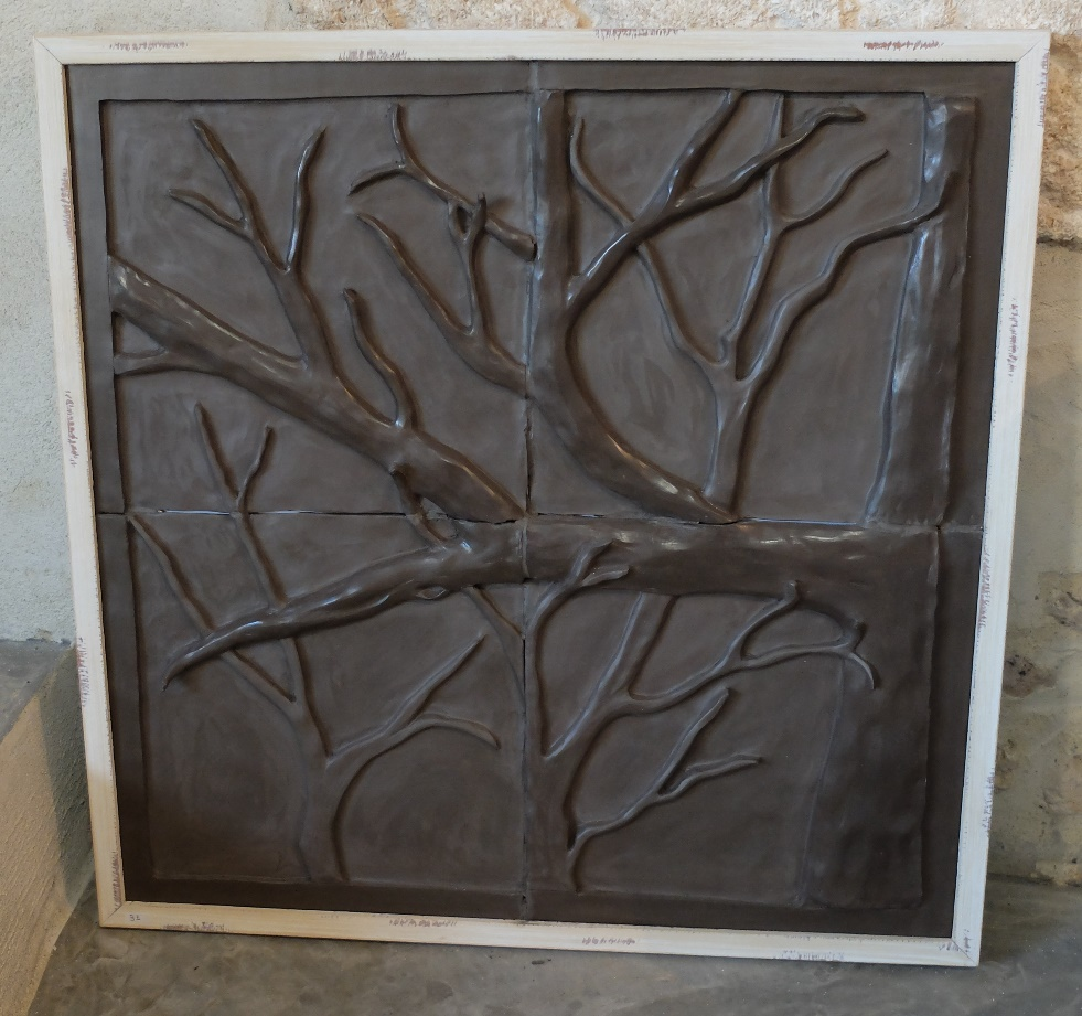 bas relief grand format branches